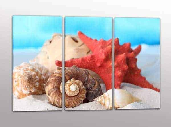 Quadri moderni stampa su tela mare for Immagini astratte moderne