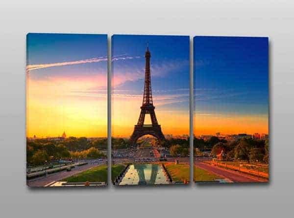 quadri moderni torre Eiffel