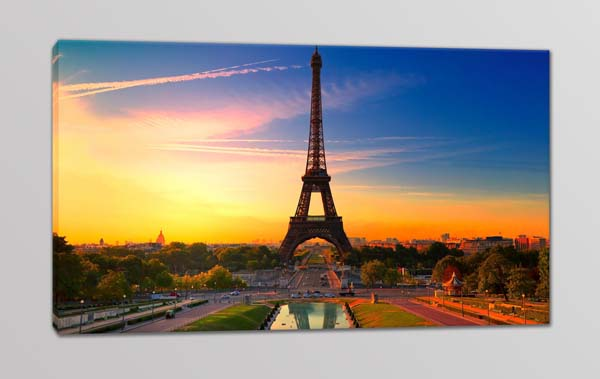 quadro moderno torre Eiffel