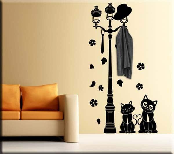 Decorazioni a muro idee per interni e mobili - Decorazioni muro ...