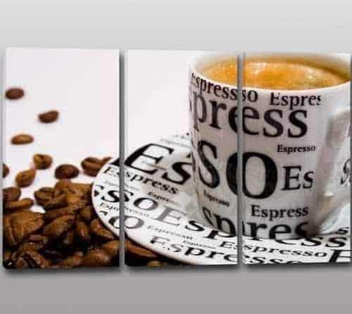 quadri moderni espresso bar