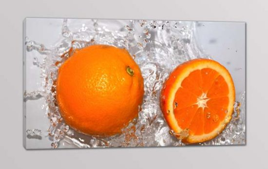 quadro moderno arancia