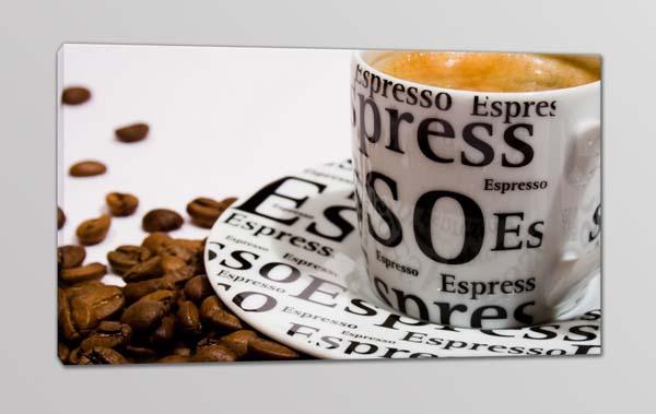 quadro moderno caffè bar