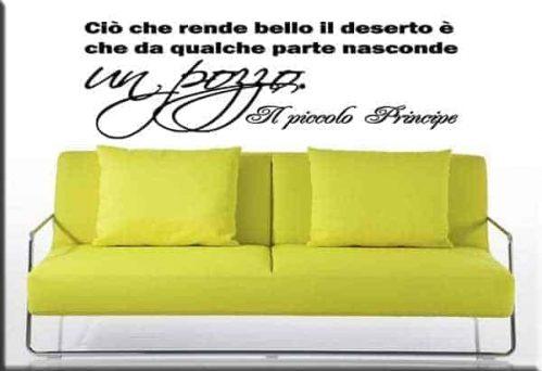 wall sticker IL PICCOLO PRINCIPE
