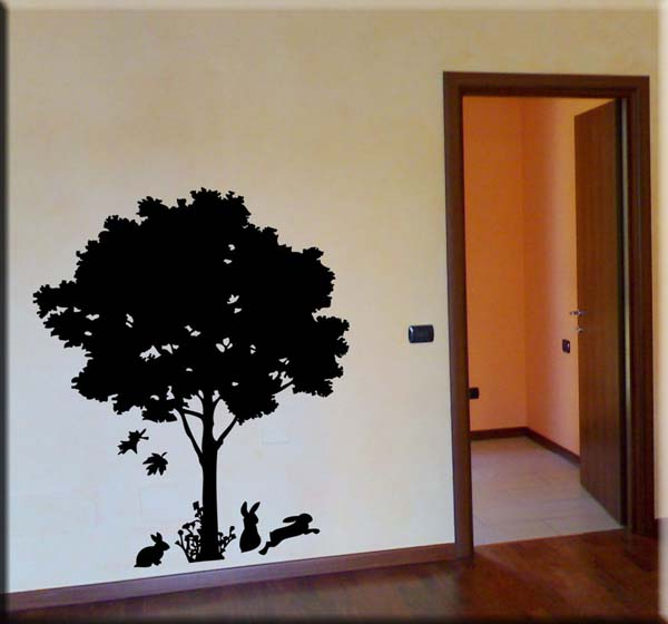 wall sticker albero