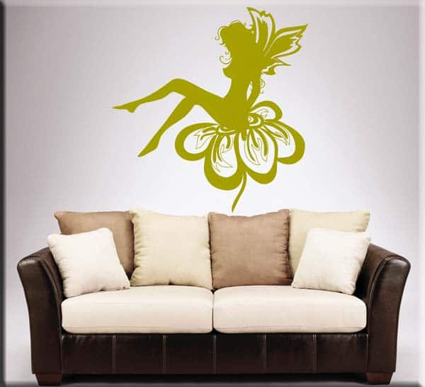 wall sticker fata