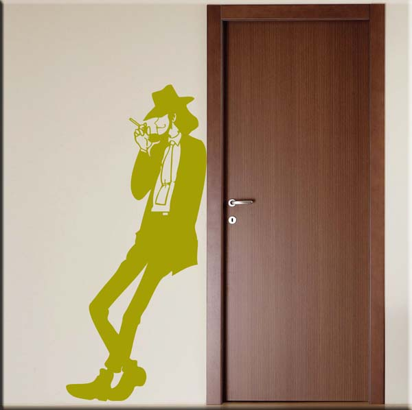 wall sticker jigen