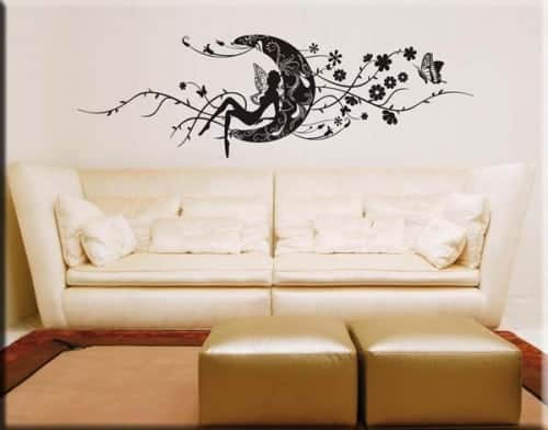 wall stickers donna fantasy