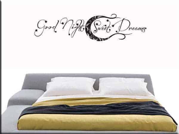 Decorazioni adesive sweet dreams for Decorazioni adesive