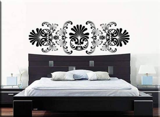 decorazioni murali adesivi arredi classici