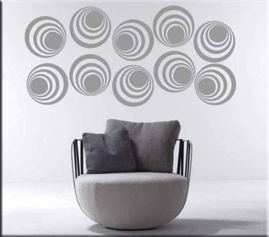 wall stickers decorazioni moderne