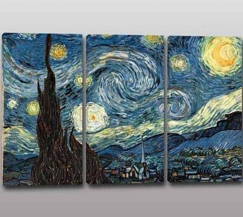 Quadri moderni Van Gogh