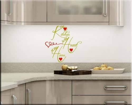 Quadro pizza adesivi murali cucina for Adesivi cucina