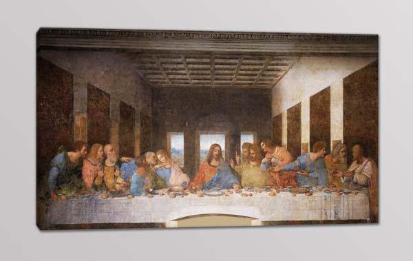 quadro moderno ultima cena