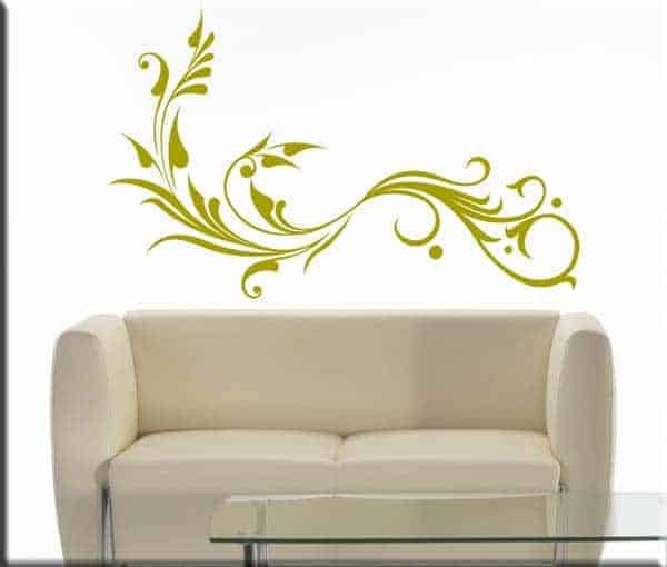 wall stickers floreali