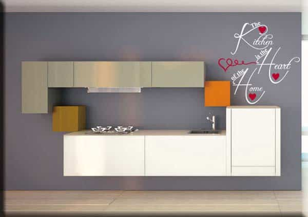 wall stickers kitchen