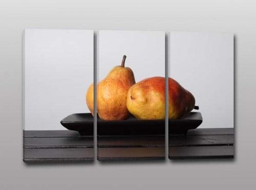 quadri moderni cucina frutta