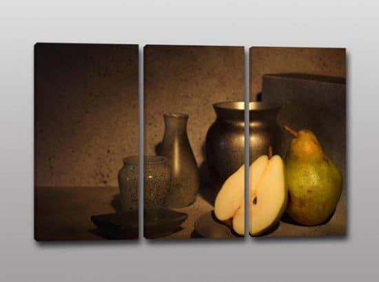 quadri moderni frutta cucina