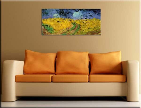 stampa su tela Van Gogh