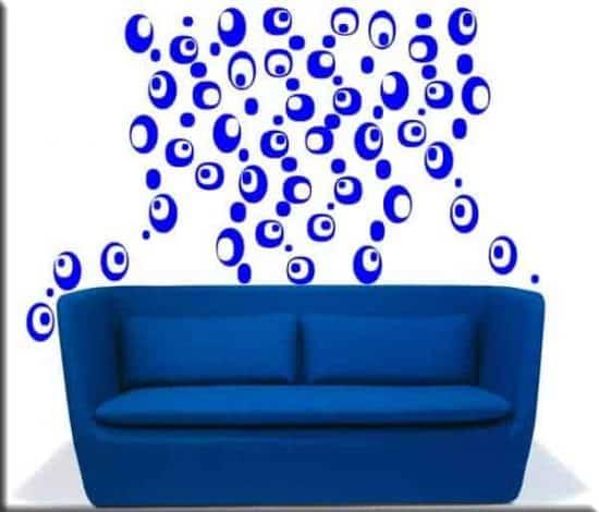 wall stickers decorazioni moderne