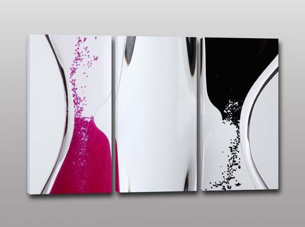 tris quadri moderni arte design