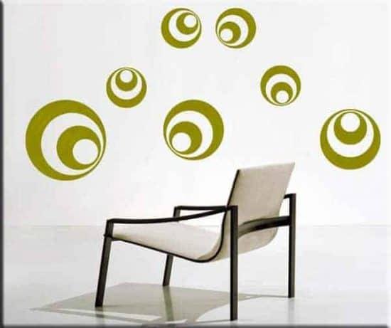 adesivi murali decorazioni adesive moderne
