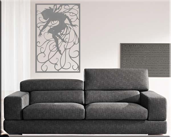 adesivo murale decorazione arte fantasy