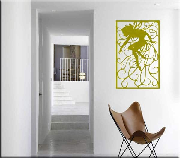 decorazione adesiva murale arte fantasy