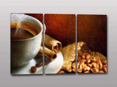 quadri moderni caffè espresso bar