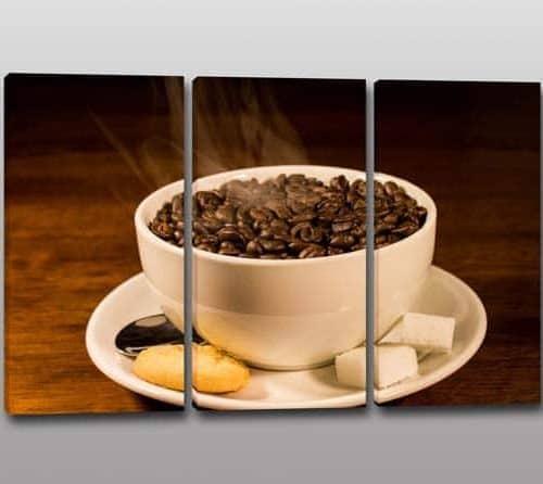 quadri moderni stampa caffè bar
