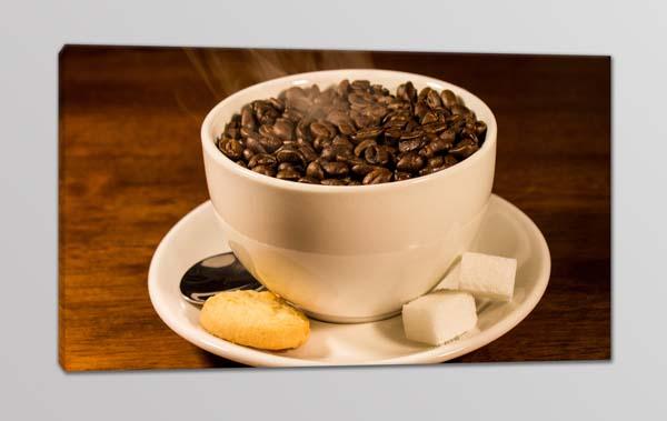 quadro moderno tazza caffè bar