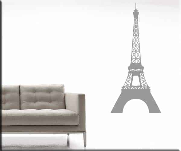 wall sticker torre Eiffel