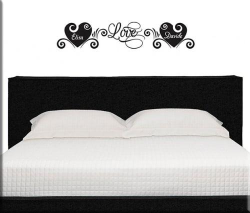 Wall stickers per camera da letto - Wall stickers camera da letto ...