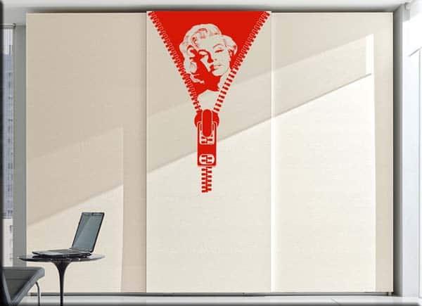wall stickers Marilyn Monroe