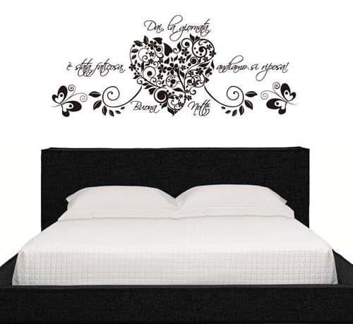 Gallery of adesivi murali per camera da letto - Poster da parete per camera da letto ...