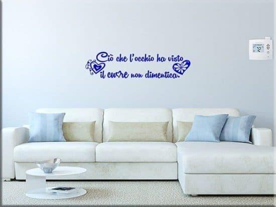 decorazioni adesive murali proverbio africano