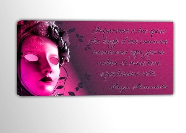 quadro moderno citazione Pirandello