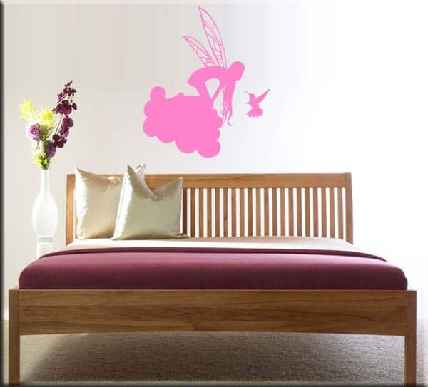 wall stickers fata fantasy