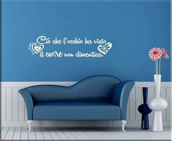 wall stickers proverbio africano