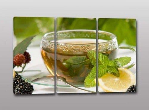 Quadri moderni tè tisana bar