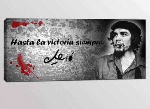 Quadro moderno frase Che Guevara