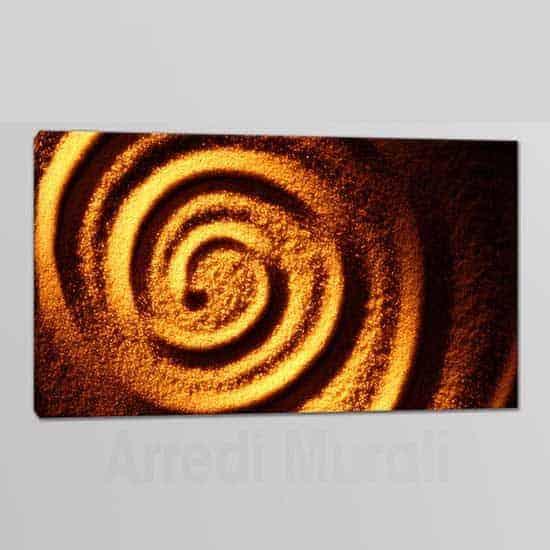 Quadro moderno sabbia Feng Shui 1 tela