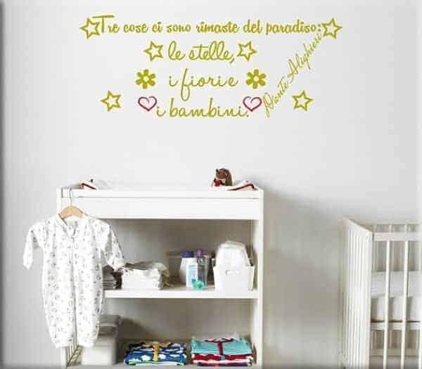 Decori per pareti camerette decorazioni adesive per - Ikea decorazioni adesive ...