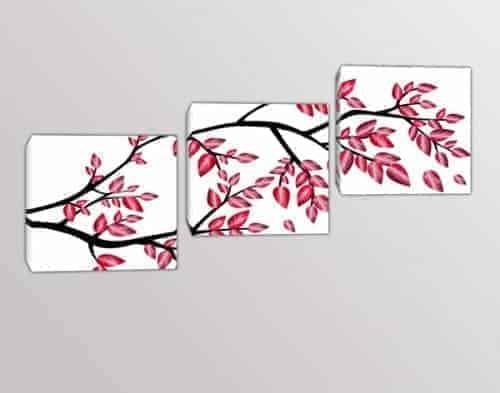 quadri moderni stampa digitale albero