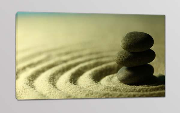 quadro moderno pietre sabbia