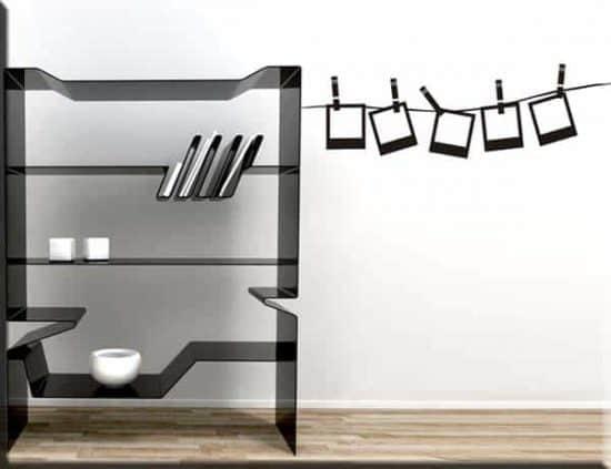 wall stickers cornici portafoto