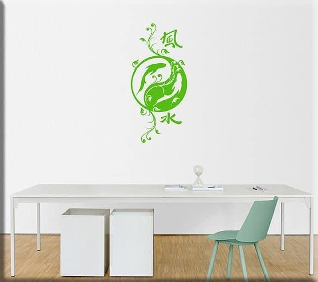 wall stickers feng shui