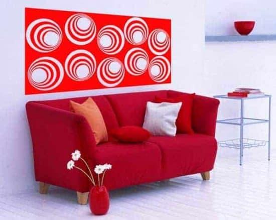 pannello adesivo da parete moderno