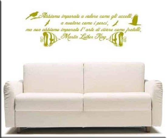 wall stickers citazione king