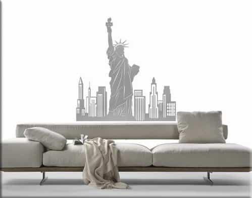 Adesivi da parete New York city